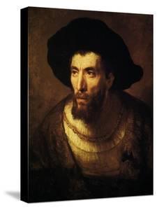 The Philosopher, 1650 by Rembrandt van Rijn