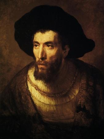 The Philosopher, 1650 by Rembrandt van Rijn