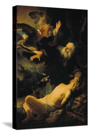 The Sacrifice of Isaac, 1635