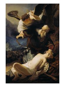 The Sacrifice of Isaac, 1636 by Rembrandt van Rijn