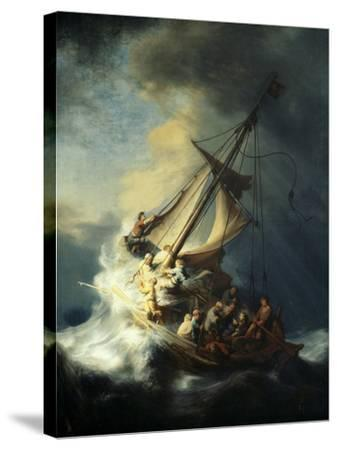 The Storm on the Sea of Galilee by Rembrandt van Rijn