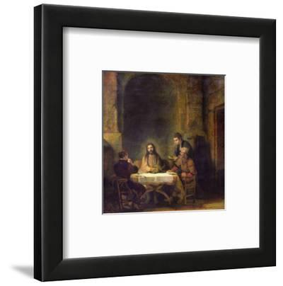 The Supper at Emmaus, 1648 by Rembrandt van Rijn