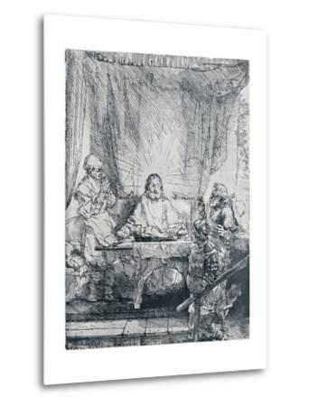 The Supper at Emmaus, (1654), 1903