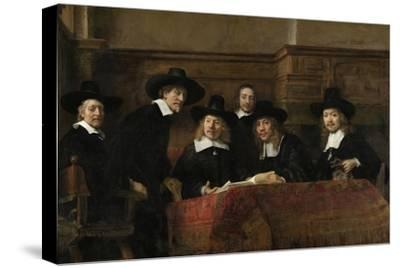 The Wardens of the Amsterdam Drapers' Guild, known as 'The Syndics', 1662