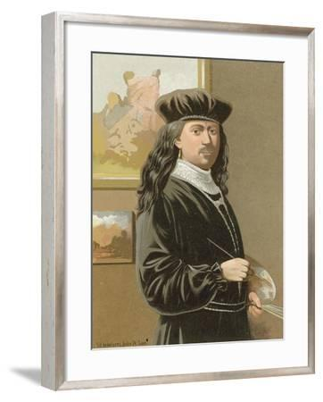Rembrandt--Framed Giclee Print