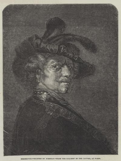 Rembrandt-Rembrandt van Rijn-Giclee Print