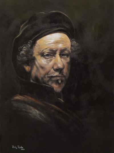 Rembrandt-Geno Peoples-Giclee Print