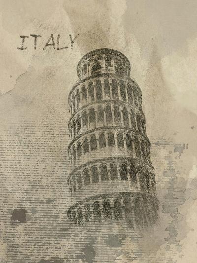 Remembering Italy-Irena Orlov-Art Print