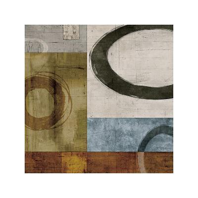 Remix II-Brent Nelson-Giclee Print