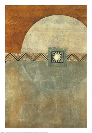 Remnants II-Niro Vasali-Art Print