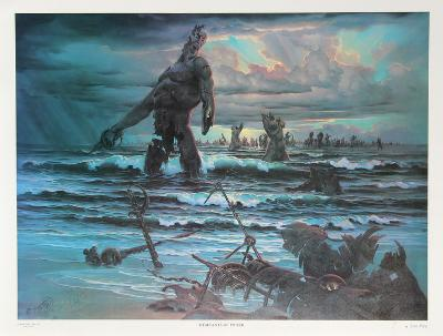 Remnants of Power-John Pitre-Limited Edition