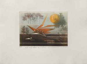 Le Cerf-Volant De L'Illusion by Ren?Lubarow