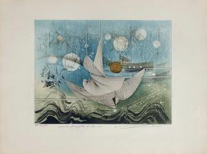 Les Fiancailles De La Mer by Ren?Lubarow