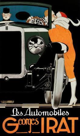 Automobiles Georges Irat by Ren? Vincent