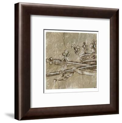 Renaissance Composition I-Ethan Harper-Framed Limited Edition