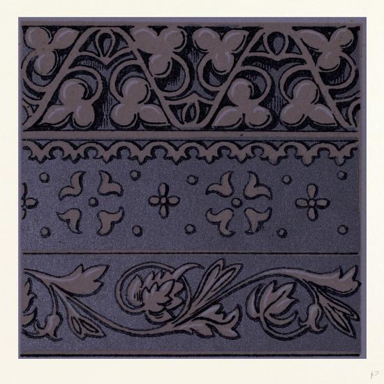 Renaissance Ornament--Giclee Print