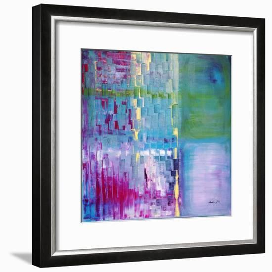 Rename-Madam P-Framed Giclee Print