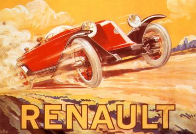 Renault 40 Cv 1923