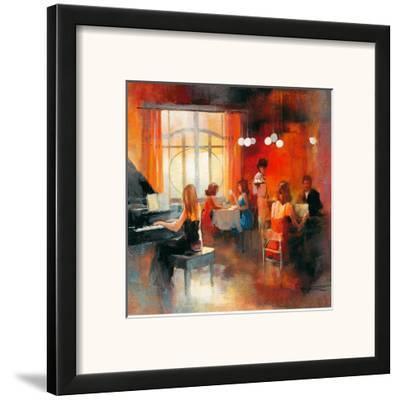 Rendezvous I-Willem Haenraets-Framed Art Print