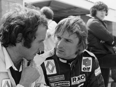 Rene Arnoux, 1981