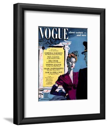 Vogue Cover - November 1942