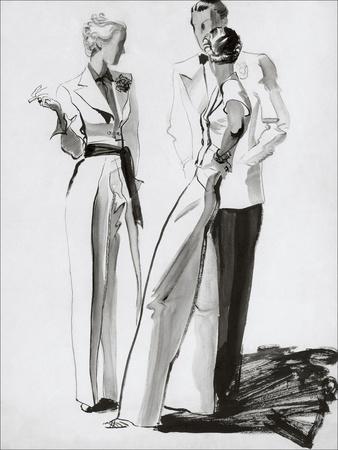 Vogue - July 1936