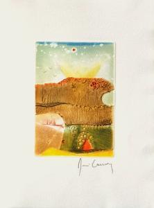 Campagne d'été by René Carcan