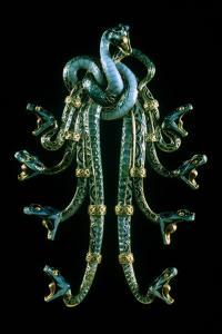 Pectoral, Late 19th-20th Century by Rene Lalique