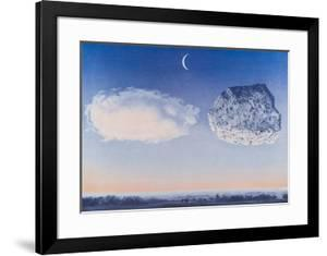 La Bataille de L'Argonne by Rene Magritte