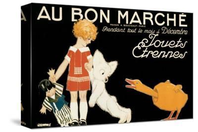 Au Bon Marche, Jouets et Etrennes