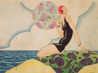 Bather, c.1925
