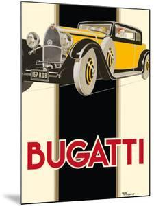 Bugatti Type 46 Coupe by René Vincent
