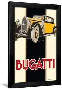 Bugatti Type 46 Coupe by René Vincent