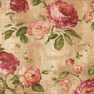 Rose Garden I by Renée Campbell