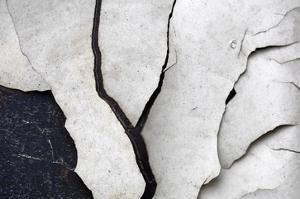 Abstract Fissure II by Renée Stramel