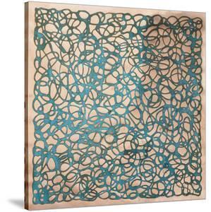 Jeweled Panel in Copper by Renee Stramel