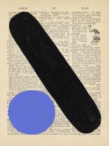 Modern Quotation IV by Renée Stramel