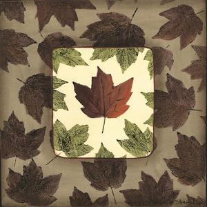Autumn Leaf Study IV by Renee W^ Stramel