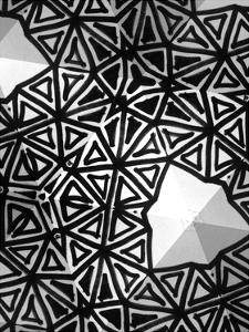 Buckminster I by Renee W. Stramel