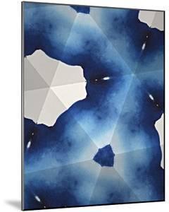 Indigo Daydream III by Renee W^ Stramel