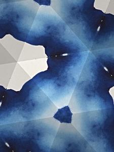 Indigo Daydream III by Renee W. Stramel