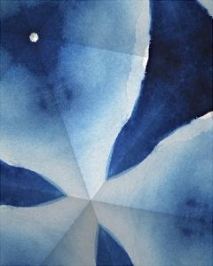 Indigo Daydream V by Renee W^ Stramel