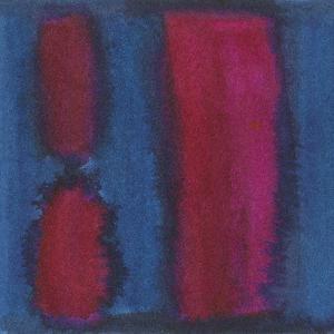 Indigo Meditation II by Renee W. Stramel
