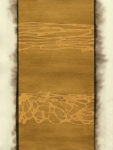 Metal Alloy in Bright Gold by Renee W^ Stramel