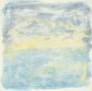 Murmured Landscape I by Renee W^ Stramel