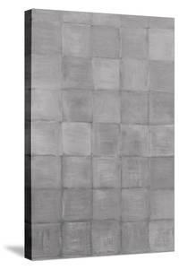 Non-Embellished Grey Scale I by Renee W^ Stramel