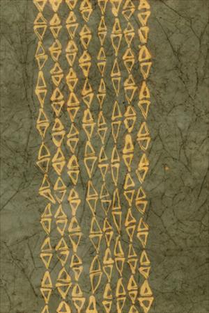 Primitive Patterns III by Renee W^ Stramel