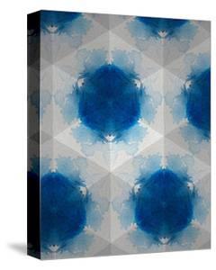 Sapphire Frost VI by Renee W^ Stramel