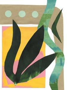 South Beach I by Renee W^ Stramel