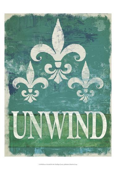 Renew - Unwind II--Art Print